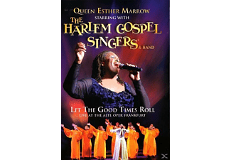 "The Harlem Gospel Singers;Esther ""queen"" Marrow - Queen Esther Marrow & The Harlem Gospel Singers [DVD]"