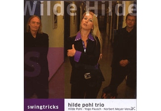 Hildegard Trio Pohl - Swingtricks - (CD)