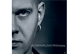 Jacob Karlzon - Today - (CD)