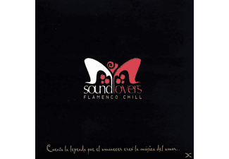 The Soundlovers - flamenco chill - (CD)