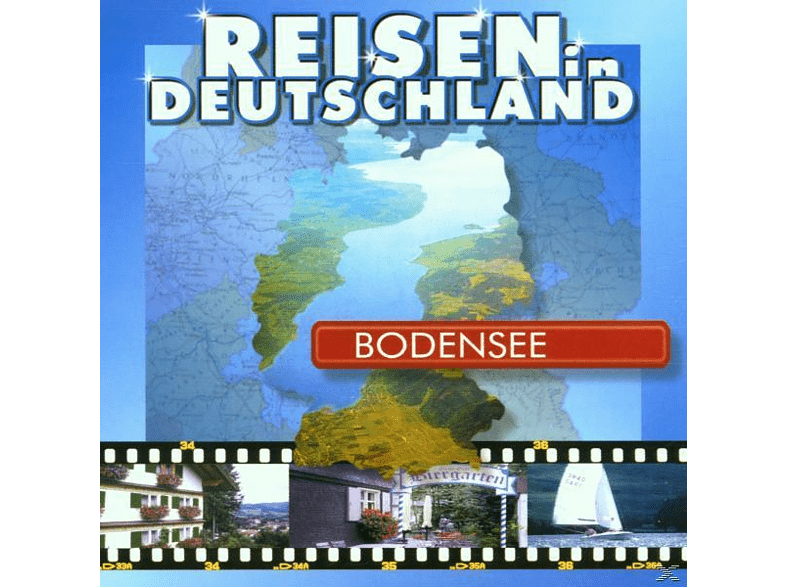 VARIOUS - Bodensee [CD]