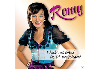Romy - I hab' mi total in Di verschaut - (CD)