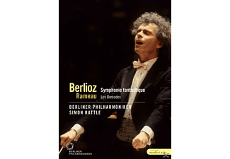 Berliner Philharmoniker - Symphonie Fantastique/Les Boreades - (DVD)