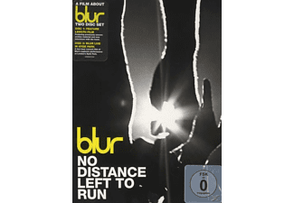 Blur - No Distance Left To Run - (DVD)