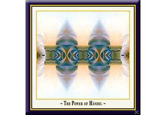 VARIOUS - The Power of Händel - (CD)