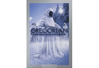 Gregorian - CHRISTMAS VISIONS LIVE IN BERLIN DVD [DVD]