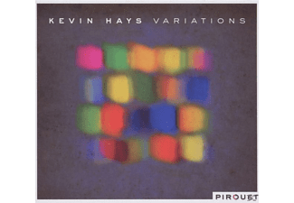Kevin Hays - Variations - (CD)