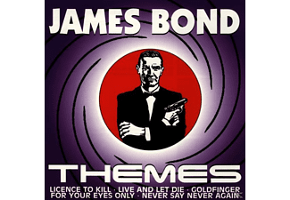 VARIOUS - Bond Themes, James [CD]