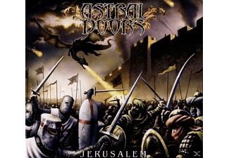 Astral Doors - Jerusalem - (CD)