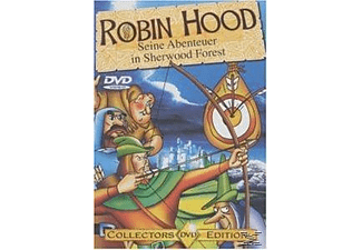 Robin Hood - Collectors DVD Edition - (DVD)