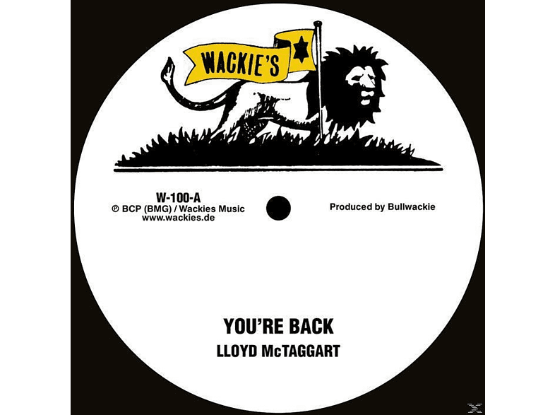 Lloyd Mctaggart - You're Back [Vinyl]