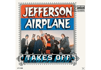Jefferson Airplane - Takes Off-180 Gr - (Vinyl)