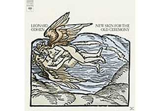 Leonard Cohen - New Skin For The Old Ceremony - (Vinyl)