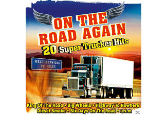 VARIOUS - On The Road Again - (CD)