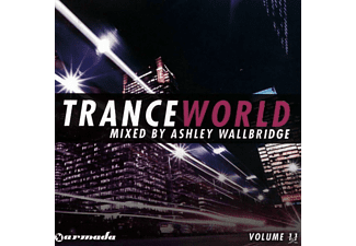 various/ashley wallbride - trance world 11 - (CD)