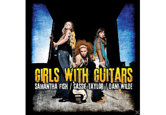 FISH,SAMANTHA & TAYLOR,CASSIE - Girls With Guitars - (CD)