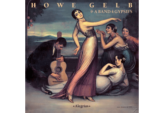 Howe & A Band Of Gypsies Gelb - Alegrias - (CD)