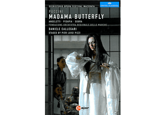 VARIOUS - Madame Butterfly - (DVD)