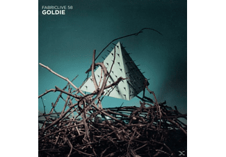 Goldie - Fabric Live 58 - (CD)