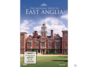 THE NATIONAL TRUST IN EAST ANGLIA - (DVD)