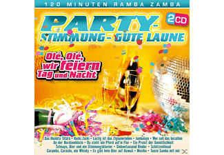 VARIOUS - Party Stimmung gute Laune - (CD)