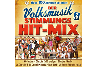 VARIOUS - Volksmusik Stimmungs-Hit-Mix - (CD)