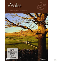 Wales A Walk Through The Countryside [DVD]