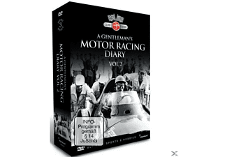 A Gentleman's Motor Racing Diary Vol.2 - (DVD)