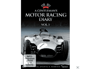 A Gentleman's Motor Racing Diary Vol.3 - (DVD)