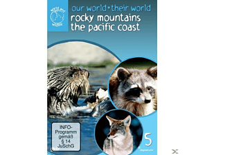 ROCKY MOUNTAINS THE PACIFIC COAST - (DVD)