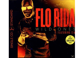 Flo Rida Feat.Sia - Wild Ones (2-Track) [5 Zoll Single CD (2-Track)]