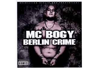 Mc Bogy - Berlin Crime - (CD)