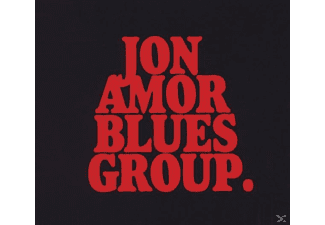 Jon Blues Group Amor - Jon Amor Blues Group - (CD)