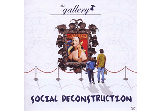VARIOUS - the gallery social deconstruction - (CD)