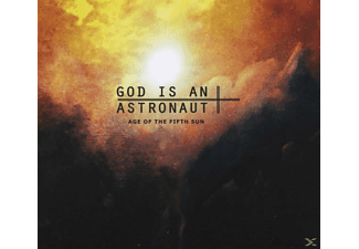 God Is An Astronaut - Age Of The Fifth Sun (Re-Release) - (CD)