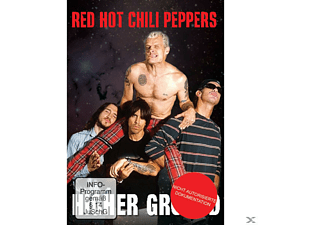 VARIOUS - Higher Ground-Red Hot Chilli Peppers - (DVD)