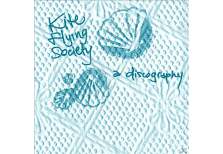 Kite Flying Society - A Discography - (CD)