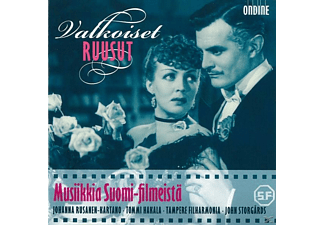 Rusanen-Kartano/Tampere Po - Music from Finnish motion pictures - (CD)