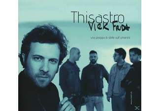 Vick Frida - Thisastro [CD]