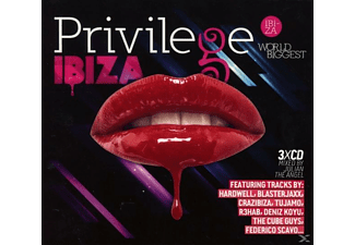 VARIOUS - Privilege Ibiza - (CD)