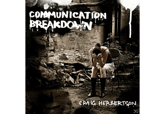 Craig Herbertson - Communication Breakdown - (CD)