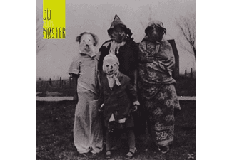 Jü And Kjetil Moster - Jü Meets Moster - (CD)
