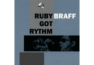 Ruby Braff - Ruby Got Rythm - (CD)