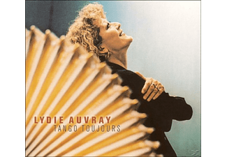 Lydie Auvray - Tango Toujours - (CD)