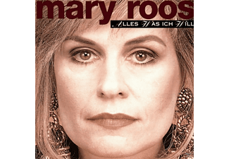 Mary Roos - Alles Was Ich Will - (CD)
