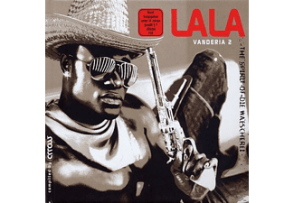 LALA VANDERIA VOL.2 - the spirit of die wäscherei - (CD)