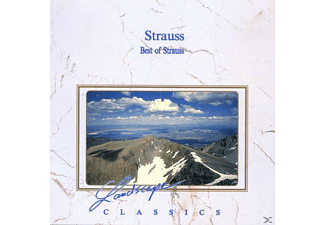 VARIOUS - Best Of Strauss [CD]