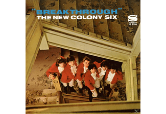 The New Colony Six - Breakthrough (180g Edition) - (Vinyl)