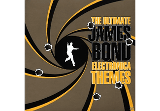 VARIOUS - Ultimate James Bond Electronica Themes [Soundtrack] - (CD)