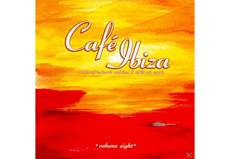 VARIOUS - Cafe Ibiza Vol.8 - (CD)